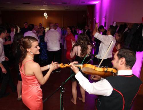 Plánujete svadbu? Na prvé miesto dajte hudbu